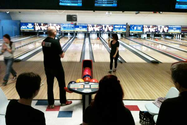 Bowling at 20th Century