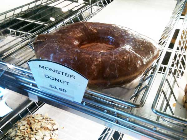 Monster Donut $3.99