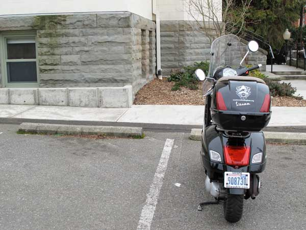 GTS parking