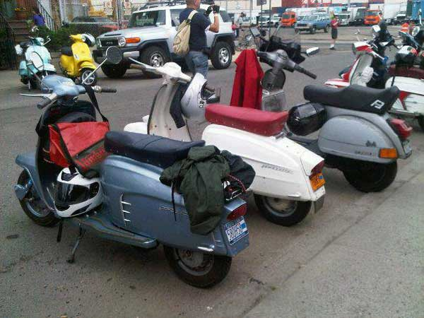 Old-skool scoots
