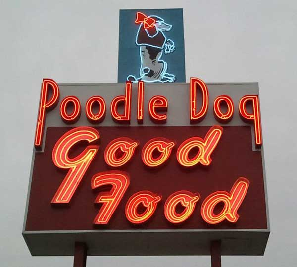 The Poodle Dog - Good Food