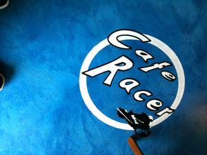 Café Racer's floor