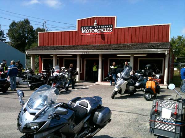 Pacific Northwest Motorcycles