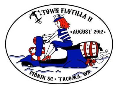 T-Town Flotilla logo