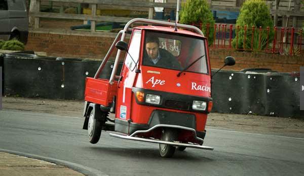 Ape racer