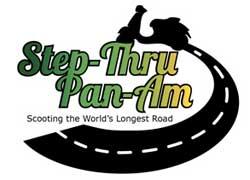 Step-Thru Pan-Am logo
