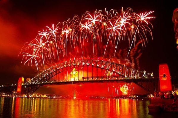 Sydney Harbour Bridge, mate