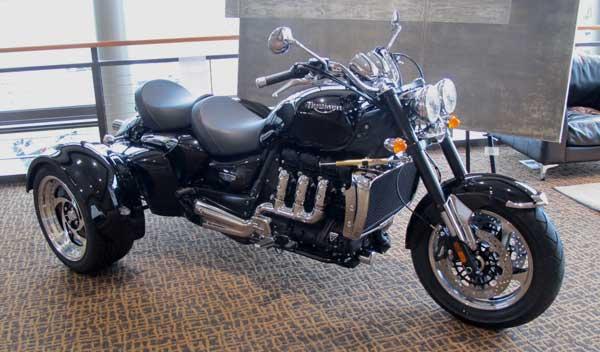 Triumph trike
