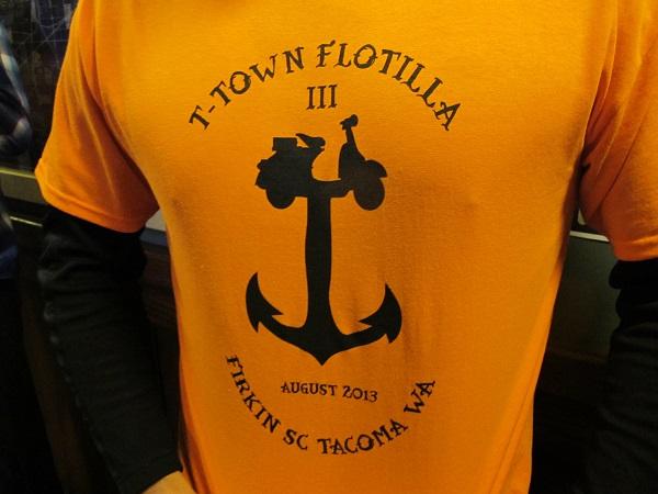 T-Town Flotilla T-shirt