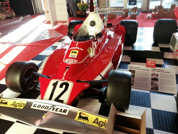 1976 Ferrari Formula 1 car (Seattle Auto Show photo)