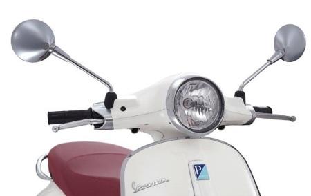 2014 Vespa Primavera headset