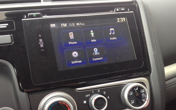Fit touchscreen