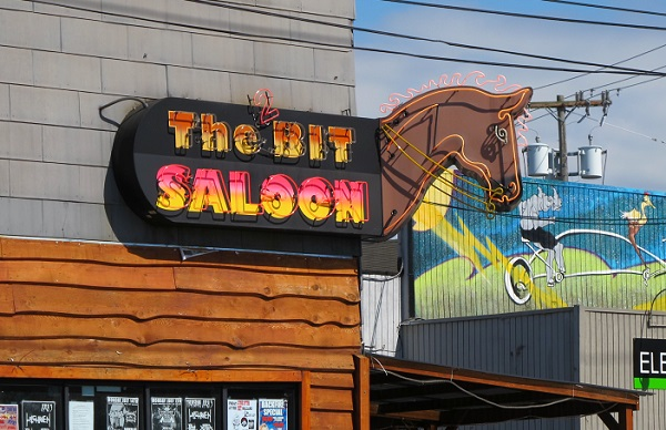 The Bit Saloon