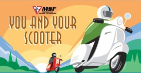 Find an MSF-approved motorcycle training classes near you.
