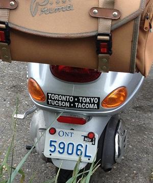 Ducks' ET4 still rocks the Ontario plate
