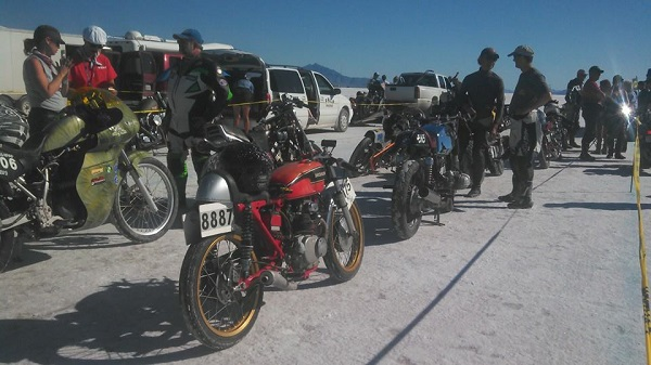 Pre-staging line