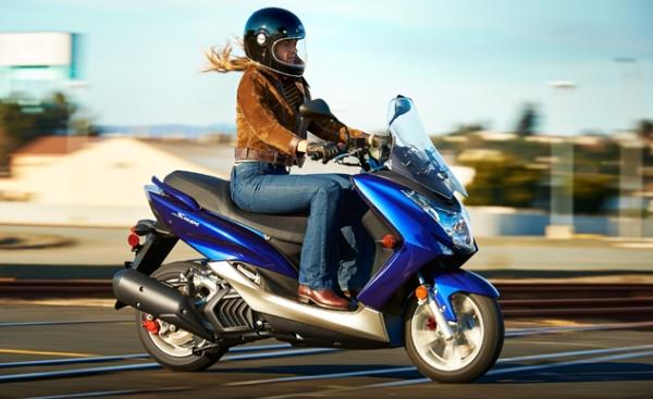 Yamaha SMAX