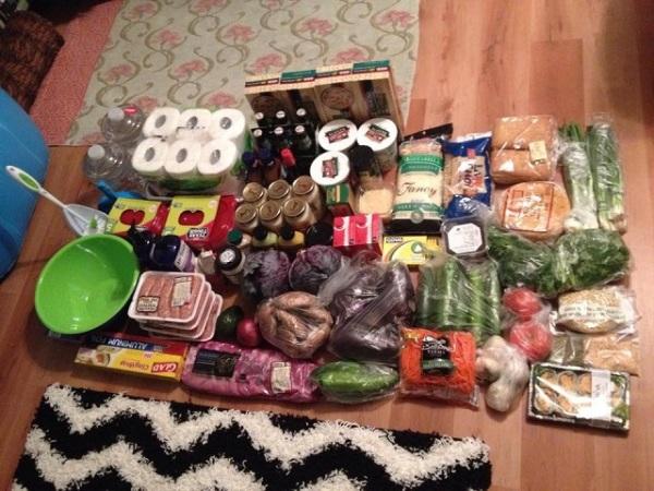 Stuff unpacked