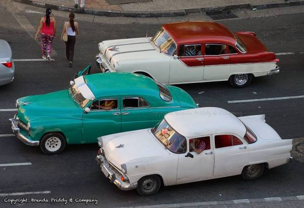 Havana traffic