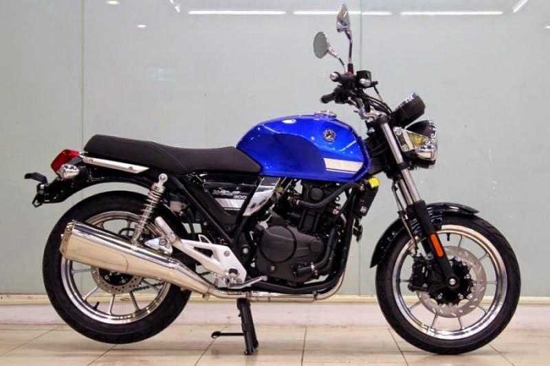 SYM Wolf 300 Classic