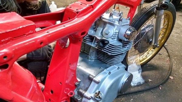Hattori's engine