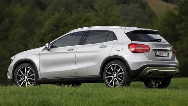 Mercedes=Benz GLA250
