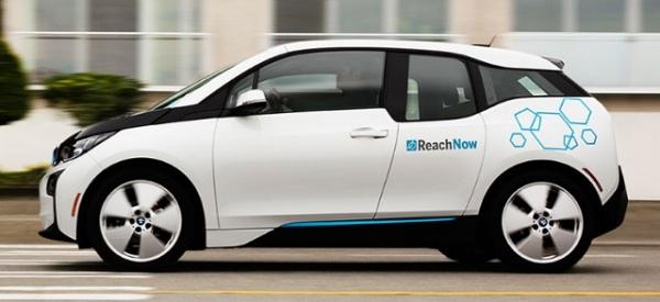 ReachNow BMW i3