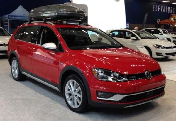 VW Alltrak