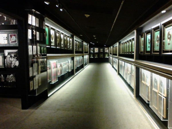 Graceland Trophy Room
