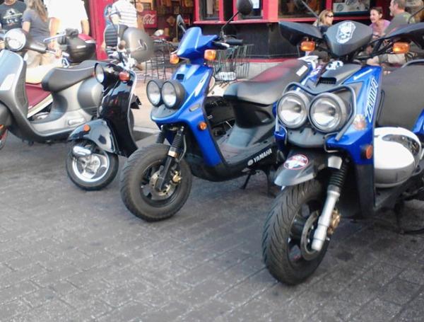 Honda Ruckii