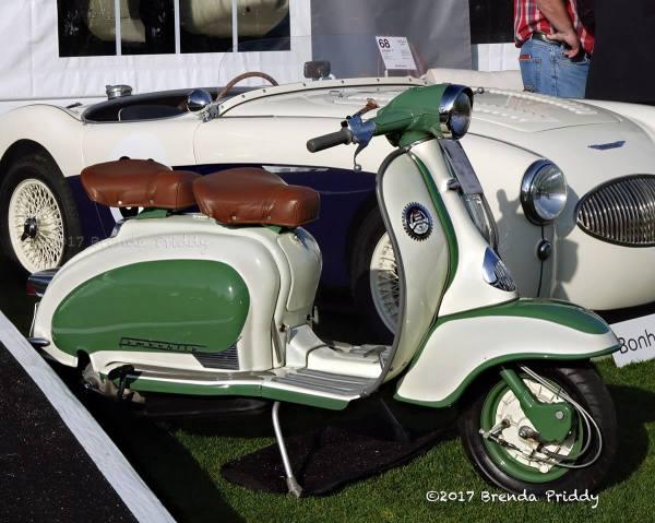 1960 Lambretta Li 125 Series 2