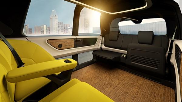 Sedric concept interior