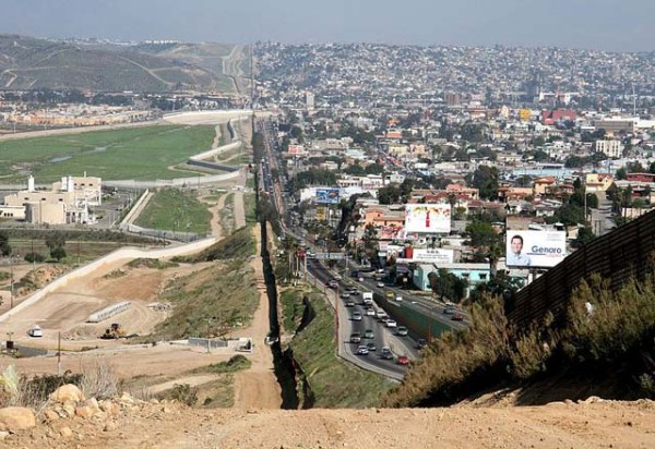 Cali and Tijuana