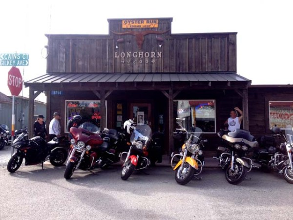 The Longhorn Saloon in Edison, Wash