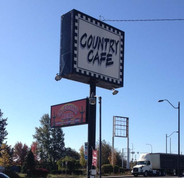 Country Kitchen, Ridgefield, WA