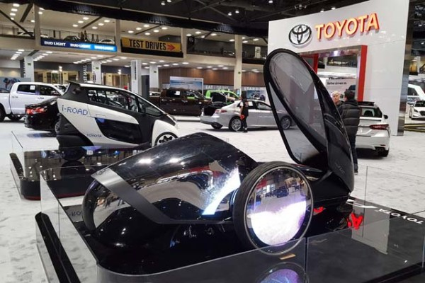 Toyota concepts